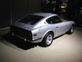 The original Nissan 240 Z