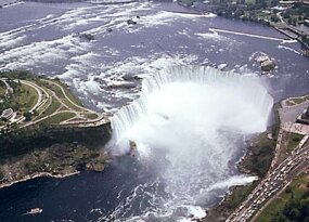Canadian (Horseshoe) Falls