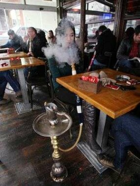 Hookah Smoking Delivers Way, Way, Way More Toxins than