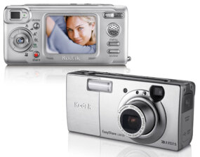 Kodak LS633 EasyShare with OLED display