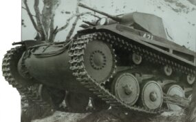The Panzerkampfwagen II, which formed the backbone of the Nazi invasion force into Poland in September 1939, was lightly armed and armored.