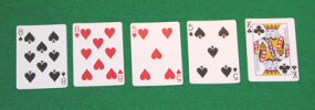 If two players have Two Pair, the rank of the highest pair in each hand is the tie-breaker. If that pair is tied, the low pairs are compared. If the hands are still tied, the unmatched card in each hand is compared; high card wins. In the event of completely tied hands, the pot is split.