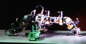 Currently, each modular robot system has its own rules to govern how it moves and reconfigures.