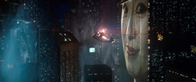 "Rain, neon and flying cars -- the world of ""Blade Runner"""