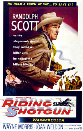 Riding shotgun movie