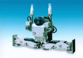 Fujitsu's HOAP-1 robot
