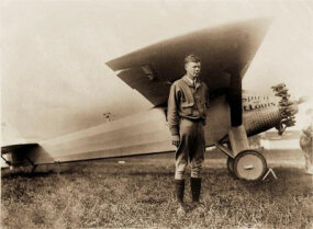 Charles Lindbergh's feat thrilled the world, and made him a beloved, international celebrity. The Ryan, too, entered legend.
