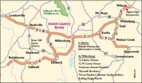 Ohio Scenic Drives Amish Country Byway Howstuffworks