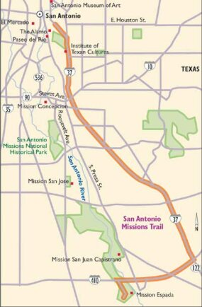 Texas Scenic Drives: San Antonio Missions Trail   HowStuffWorks