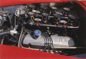 Though titled the Shelby Cobra 427, these cars were actually built with a 428 engine.