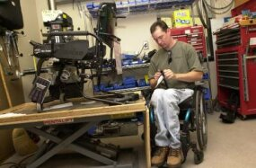"Wheelchairs are not a ""one size fits all"" piece of equipment. They must be customized to fit each person's lifestyle and functional ability. To determine which wheelchair works best, seating experts perform medical evaluations, clinical assessments and fitting services."