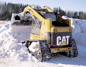 The Caterpillar Multi Terrain Loader (MTL)