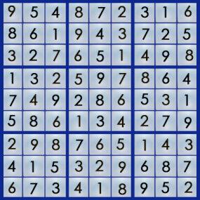 Solving a Sudoku: Diabolical and Beyond - Diabolical Sudoku