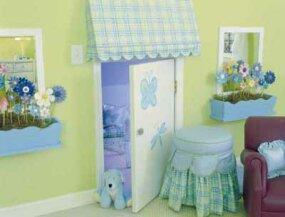 playroom hideaway