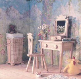 Fairy Tale Forest Toddler Bedroom Decorating Idea Howstuffworks