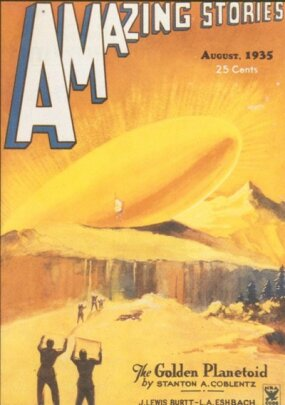 "Ray Palmer, editor of Amazing Stories, introduced the magazine to articles on ""true mysteries."" Even before 1947, contributors to Amazing Stones speculated about extraterrestrial visitation, drawing on the writings of Charles Fort."