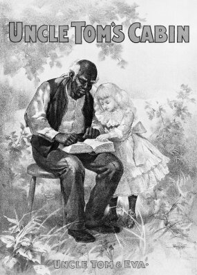 Uncle Tom's Cabin theater poster
