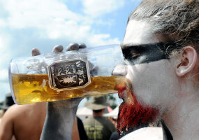 beer, metal, heavy metal, music