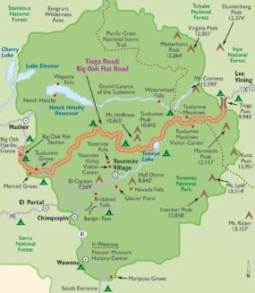 View Enlarged Image This map will guide you along Tiaoga Road.