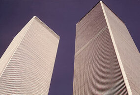 The looming Twin Towers went far beyond the original concepts for the WTC.