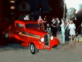 """The ZZ Top Eliminator was used in the band's """"Sharp Dressed Man"""" music video, among others."""