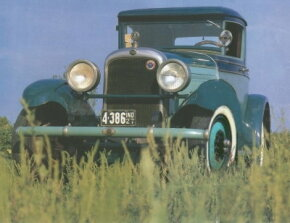 The year of the 1928 Nash Advanced Six Coupe was the company's most successful to that point. See more classic car pictures.