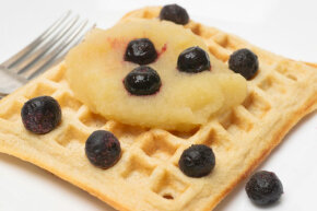 You've heard breakfast is the most important meal -- whether or not that's true, it's a good excuse to make extra frozen waffles.