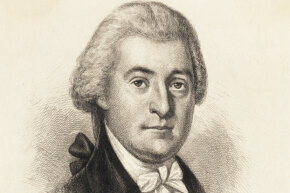 William Blount got himself expelled from the U.S. Senate, but that didn't matter to the people of Tennessee, who promptly voted him into a spot at the Tennessee state senate.