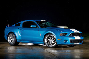 Check out this 2013 Shelby GT500 Cobra!