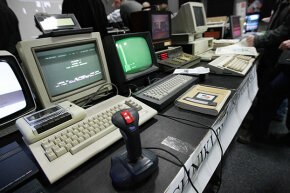 The nostalgia for classic computers is intense -- and for good reason. Lots of the people who would go on to create the tech industry as we know it were e-weaned on machines and accessories like these.