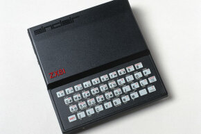 The ZX81 was actually released in a year earlier (1981) in the U.K. -- it wasn't until Sinclair struck a deal with Timex that the computer hit U.S. shelves.