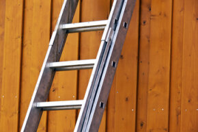 Superstitions, like walking under a ladder, may serve as cautionary advice to minimize harm more than anything else.