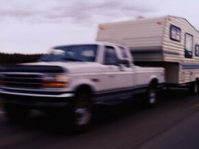 Properly distributing the weight of your cargo can minimize trailer sway and keep the vehicle from fishtailing.