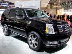 Cadillac's Escalade Hybrid