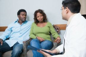 Taking your partner to the doctor for your prenatal checkups will help him feel more a part of your pregnancy.