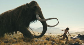 """Two years of research and planning went into the creation of the mammoths and other ancient beasts in """"10,000 BC."""""""
