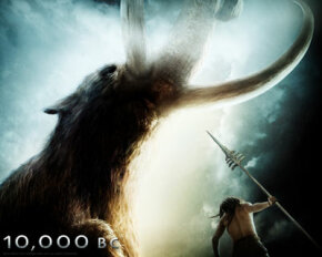 """A documentary about mammoth hunters was the inspiration for Roland Emmerich's """"10,000 BC."""" See more images from movies."""