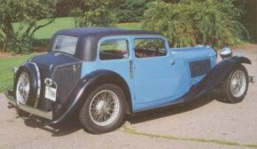 When Standard, a recipient of Swallow bodies since 1929, agreed to provide a chassis, Lyons's hopes of making his own car took off.