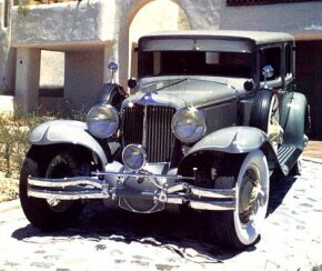 The Cord L-29 was created by Errett Loban Cord, who also designed the Auburn Speedster and Model J Duesenberg. See more classic car pictures.