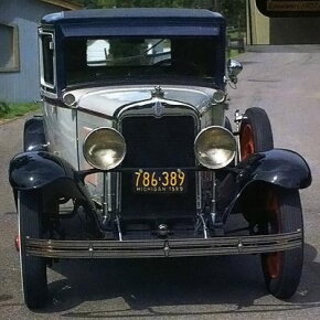 The reasonably priced six-cylinder Coupe was simple and durable. See more classic car pictures.