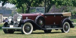 Cadillac introduced its ultra-luxury V-16 model, the Sixteen, in 1930. The 1930 Cadillac Sixteen convertible is pictured here. See more pictures of the 1930-1939 Cadillac.