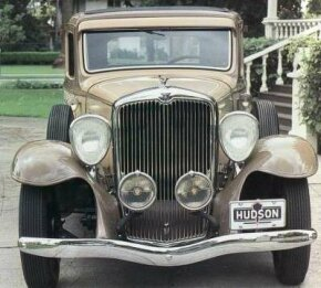 Only six 1932 Hudson Greater Eight Standard  are known to exist today. See more pictures of classic cars.