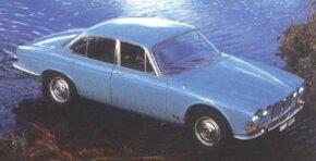 Jaguar's sleek XJ6 arrived in 1968.