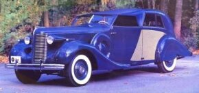This one-of-a-kind Buick Series 80 was customized for a Polish countess. See more pictures of Buicks.