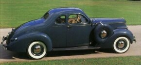 The 1938 Studebaker State President coupe was  hopes of increasing sales. See more pictures of classic cars.