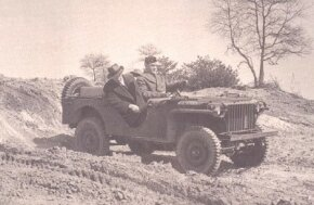 Though testing continued, the Army ordered 1,500 jeeps each from Willys, Ford, and Bantam to be released in the Lend-Lease program.