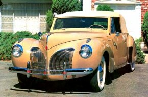 The Lincoln Continental has one of the most revered automotive designs of all time. See more classic car pictures.