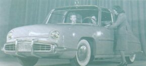 Once military aircraft orders started flowing in again, Beech had no need to try the car business, so it abandoned the Plainsman by late 1946.