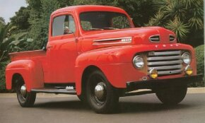 Korean War jitters sent car and truck buyers into a frenzy in 1950; they snapped up 148,956 F-1 pickups alone. See more classic truck pictures.