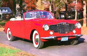 This 1948 is the only Vignale-bodied Packard. See more classic car pictures.